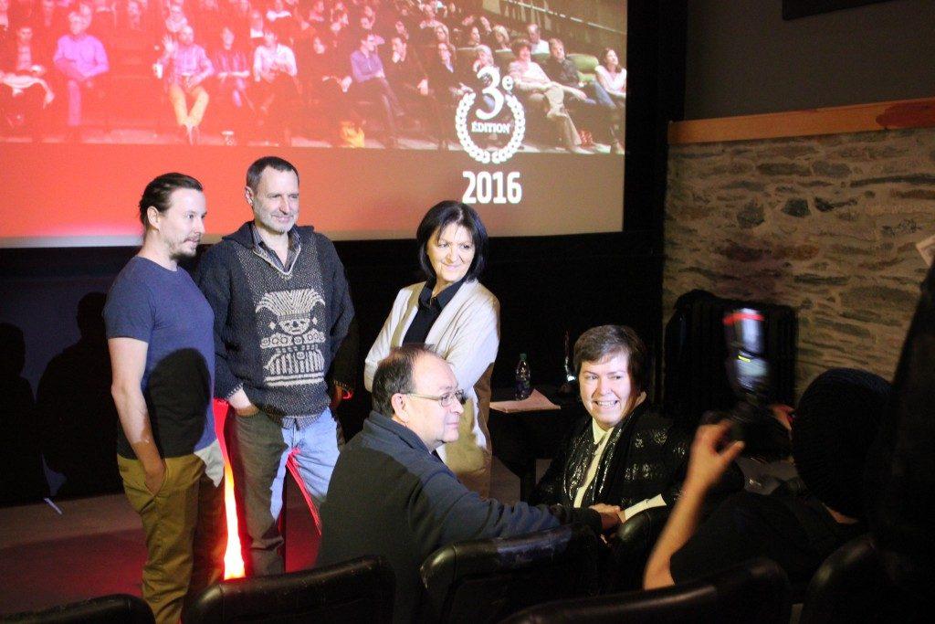 Dévoilement des jurés et des nouveaux lieux de diffusion pour l'édition 2016