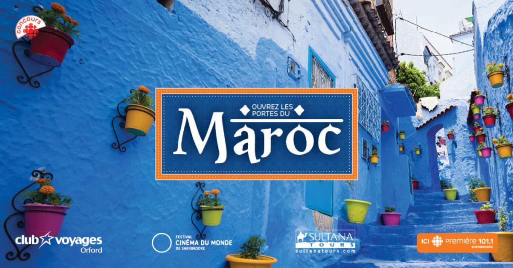 Contest: Ouvrez les portes du Maroc