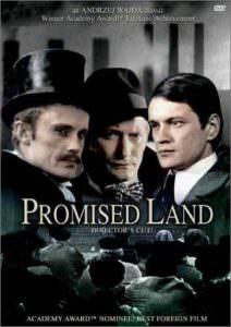 Poster of La Terre de la grande promesse
