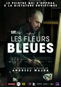 Affiche de Les fleurs bleues