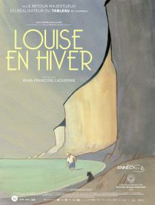 Poster of Louise en hiver