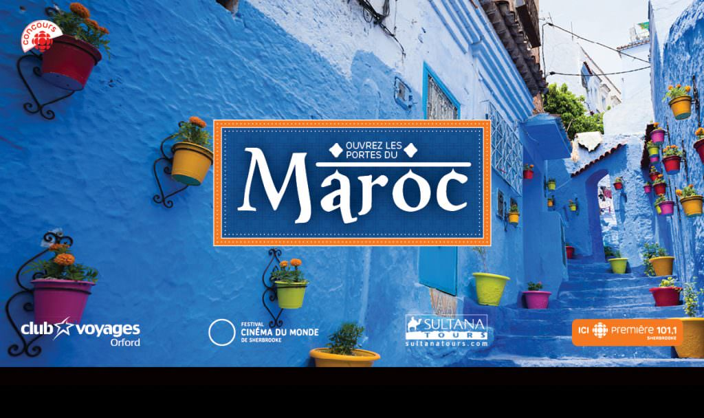 Concours Ouvrez les portes du Maroc!