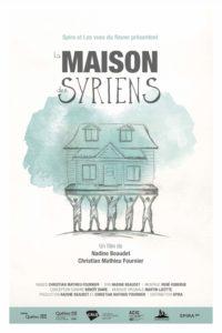 Poster of La maison des Syriens