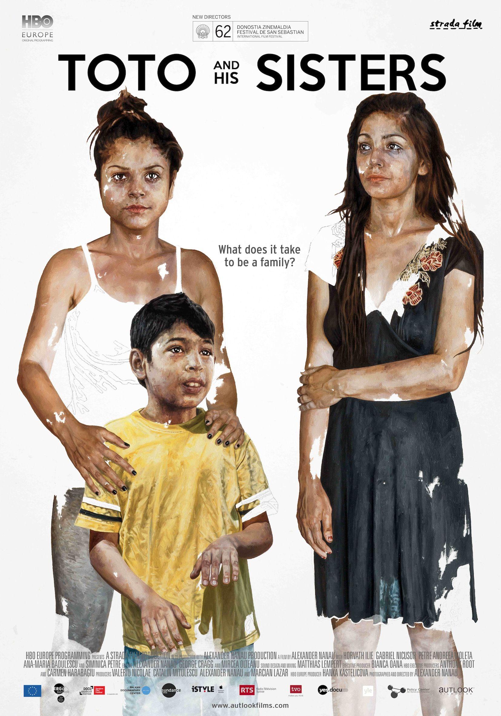 Toto et ses soeurs - Festival cinéma du monde de Sherbrooke