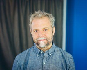 Portrait de Lawrence Jackman