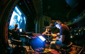 Musiciens au ciné-concert