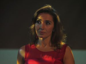 Portrait de Nadia Zouaoui