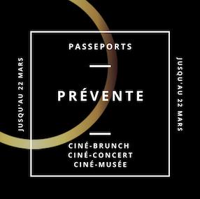 Prévente passeport et activités