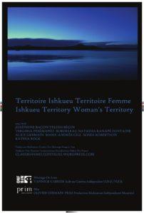 Affiche de                         Territoire Ishkueu Territoire Femme