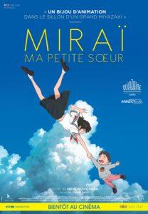 Affiche de                         Miraï, ma petite soeur