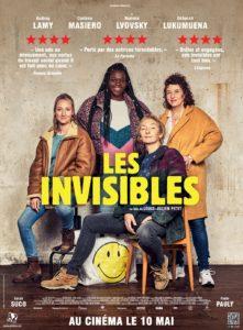 Affiche de                         Les Invisibles | Film d'ouverture