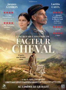 Affiche de                         L'Incroyable Histoire du Facteur Cheval | Film de Clôture