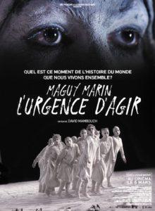 Affiche de                         Maguy Marin, l'Urgence d'Agir