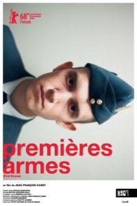 Affiche de                         Premières armes