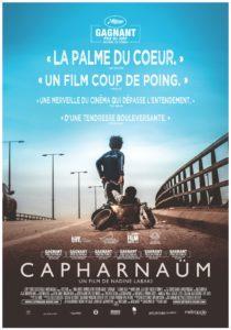 Affiche de film Capharnaum
