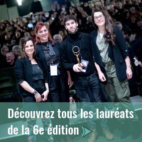 lauréat 2019