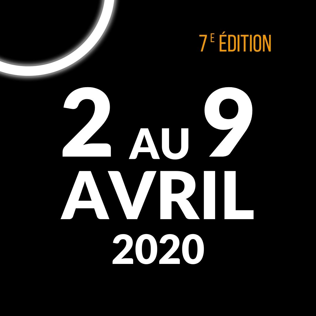 FCMS - 2 au 9 avril 2020