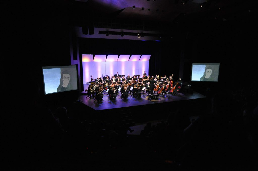 Ciné-Concert : The Seventh Art and its Musical Wonders