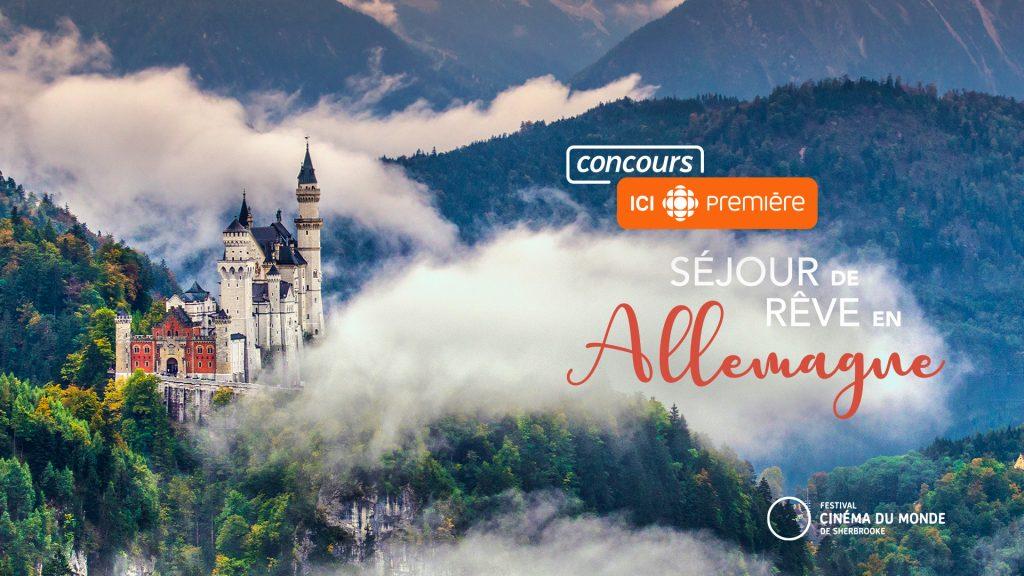 REPORTÉ – Participez au Concours Radio-Canada et gagnez un séjour de rêve en Allemagne!