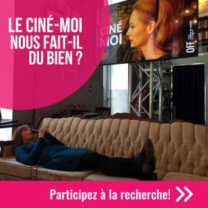 Ciné-Moi recherche