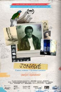 Poster of Jongué, Carnet nomade