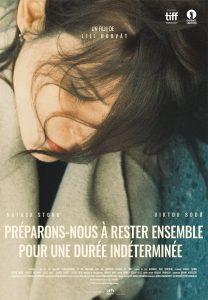 Poster of Préparons-nous à rester ensemble pour une durée indéterminée