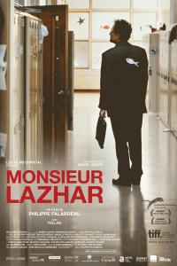 Monsieur Lazhar Affiche