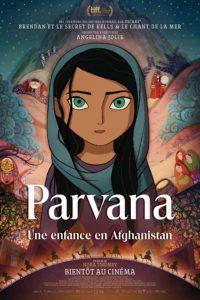 Affiche de Parvana : Une enfance en Afghanistan